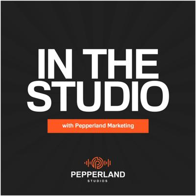 In the Studio with Pepperland Marketing