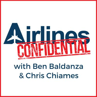 Hosted by Ben Baldanza - former CEO Spirit Airlines & Chris Chiames - 30+ year airline/travel industry veteran. Top stories, discussion, listener questions, and passenger complaints are all addressed head-on in each episode.