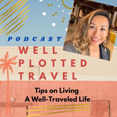 Well Plotted Travel Podcast
