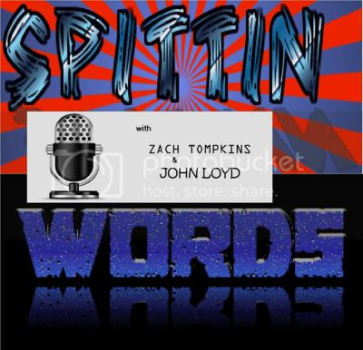 Episodes – Spittin Words