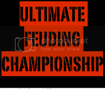 Ultimate Feuding Championship