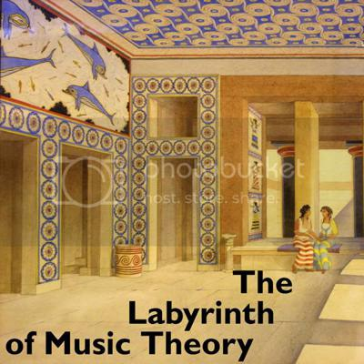 The Labyrinth of Music Theory