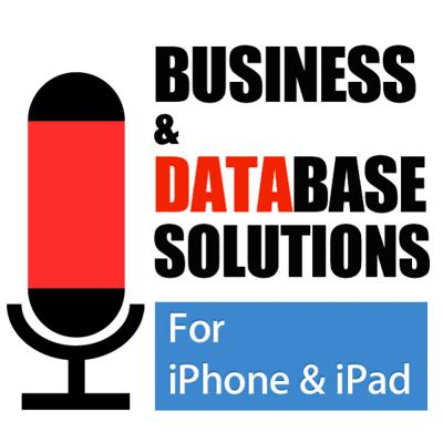 Business & Database Solutions for iPhone & iPad