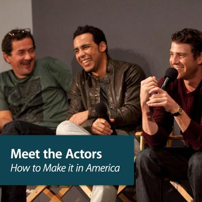How to Make it in America - HBO: Meet the Actors