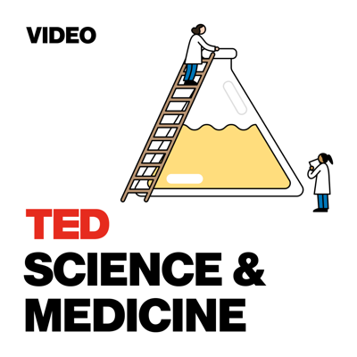 Some of the world's greatest scientists, doctors and medical researchers share their discoveries and visions onstage at the TED conference, TEDx events and partner events around the world. You can also download these and many other videos free on TED.com, with an interactive English transcript and subtitles in up to 80 languages. TED is a nonprofit devoted to Ideas Worth Spreading.