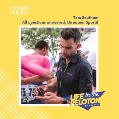 Cover art for 70: Life in the Peloton –Tom Southam