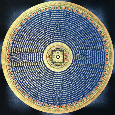 Cover art for 406: Meditating in the Mandala (The Dharma Toolkit, Episode 29)