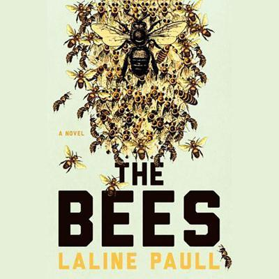 Cover art for The Bees by Laline Paull; The White Butterfly Returns