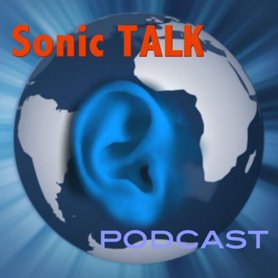 Cover art for Sonic TALK 616 - Promotional Pillow
