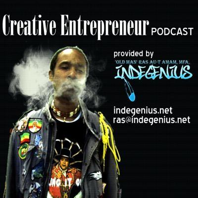 Creative Entrepreneur Podcast – Indegenius