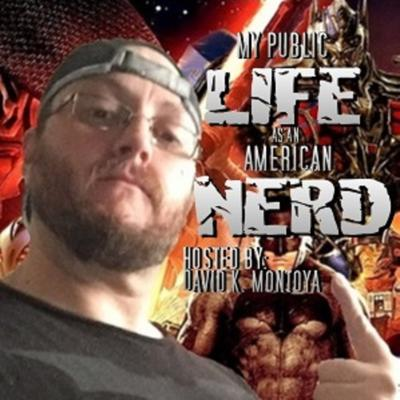 Cover art for My Public Life As An American Nerd Podcast #002: Health, Fitness and Fighting