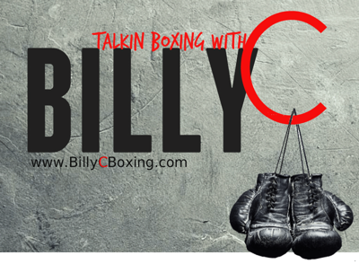 Talkin Boxing with Billy C