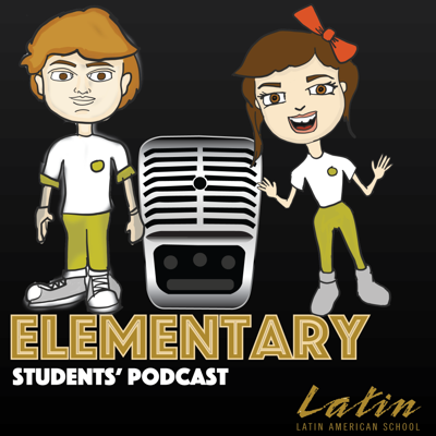 Elementary Students Podcast