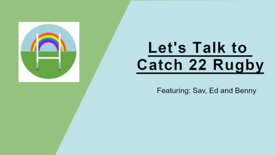 Cover art for Let's Talk to Catch 22 Rugby – Linebreak Monday Podcast #46