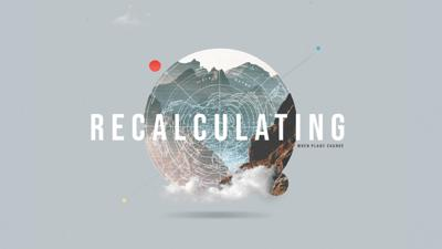 Cover art for A Recalculating Church: The Church at Antioch