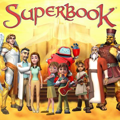 Superbook teaches children in every language and culture timeless moral truths and life lessons through the captivating, Bible-based adventures of two time-traveling children and their robot friend.