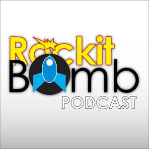 RockitBomb Podcast - Interviews and Music