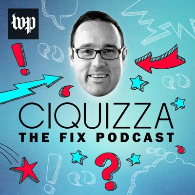 Do you like game shows? Do you like politics? Whatever, you will LOVE The Ciquizza anyway. Each week the Washington Post's Chris Cillizza puts two supposedly smart guests to the test with questions on news, politics, entertainment. The winner will be covered in glory. The loser will be subject to public shaming. For real. [This podcast is no longer releasing new episodes.]