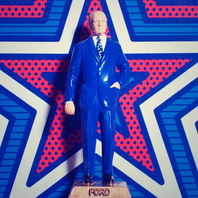 Cover art for Gerald Ford: It's personal