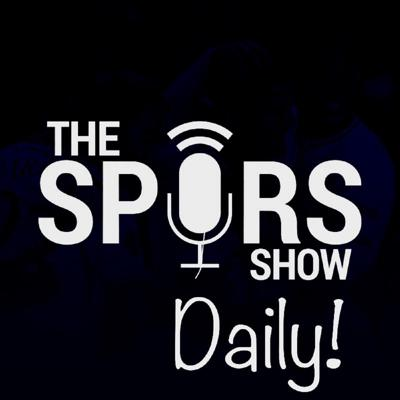 Cover art for #SpursShowDaily - May 18th 2020