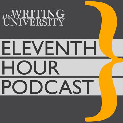The Writing University podcast features recordings of illuminative craft talks from the renown writers, novelists, poets, and essayists who present atthe Eleventh Hour Lecture Series duringthe University of Iowa's Iowa Summer Writing Festival.