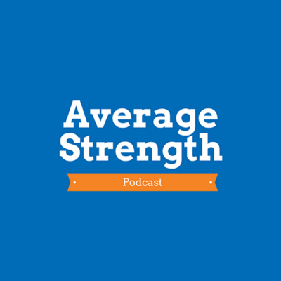 Average Strength is hosted by Starting Strength coaches Bill Coyne and Spencer Irvin, and their co-host Bryan Duff. They talk with everyone, from average Joes to strength athlete pros, all to prove that whether you want to get in shape, gain entrance to Valhalla, or just make some changes in your life, strength training is the simplest, safest, and most effective method to get it done. Time to throw away those jogging shoes and get under the bar.