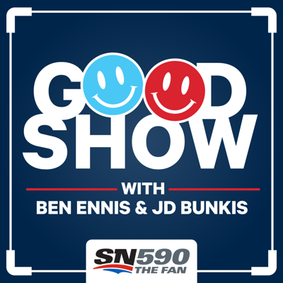 Sportsnet 590 The FAN's JD Bunkis and Ben Ennis share their fearless and unique opinions on sports, pop culture and life in Toronto with a wide variety of interesting guests. Two guys who try not to take themselves too seriously and have fun every episode. Daily podcasts every weekday!