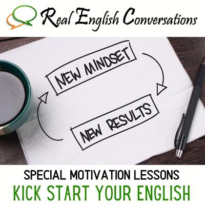 Cover art for [Special Episodes] Pt. 1 of 4: Kick Start Your English & Set Clear Goals