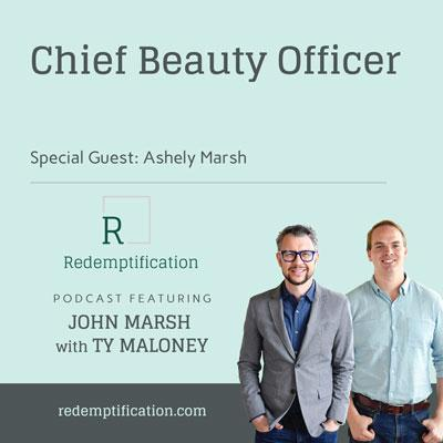 Cover art for Chief Beauty Officer with Ashely Marsh