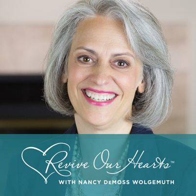 Grow in your love for the Word and the Lord Jesus as you listen to Nancy DeMoss Wolgemuth's twenty-five-minute program.