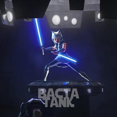 Cover art for From The Bacta Tank: The Clone Wars Edition – 7.11 'Shattered'
