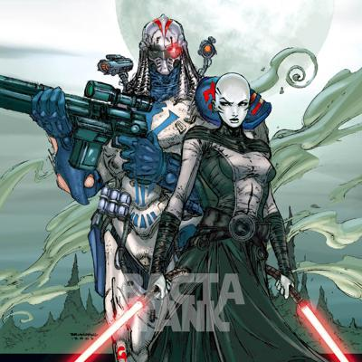 Cover art for From The Bacta Tank: Star Wars: Republic: The New Face of War