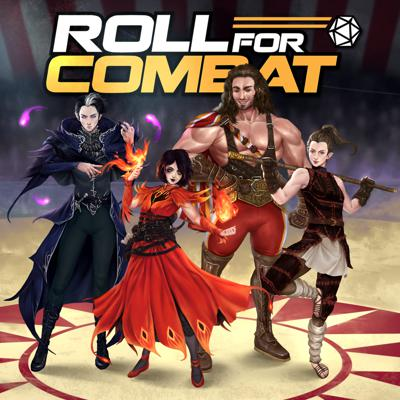 Roll For Combat is a Paizo Official Actual Play Podcast & Interview show where we play roleplaying games and interview industry leaders on a regular basis. Currently, we are playing through the Extinction Curse Pathfinder Adventure Path, and we have completed playthroughs of Pathfinder: The Fall of Plaguestone and Starfinder: Dead Suns Adventure Path.
