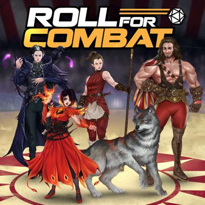 Roll For Combat: Paizo's Official Pathfinder & Starfinder Actual Play Podcasts
