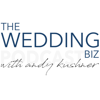 The Wedding Biz features business-transforming conversations with event industry icons. The only global platform of its kind to serve the business development needs of wedding and events professionals, Andy Kushner offers an inside look into the wedding world for industry experts and bridal couples.