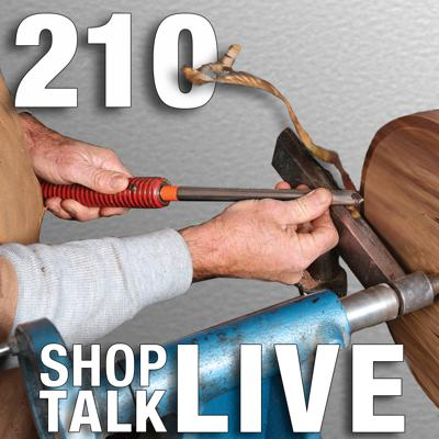 Cover art for STL210: Turn that lathe on!