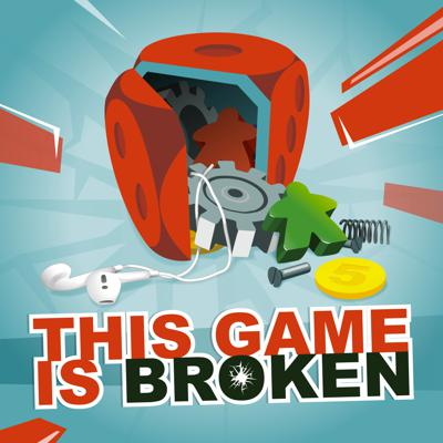 This Game is Broken is a comedy board gaming panel show with Matthew Jude, Dave Luza, Paula Deming and The Brother's Murph - Nick and Mike Murphy. New episodes every second wednesday.
