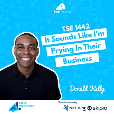 Cover art for It Sounds Like I'm Prying In Their Business | Donald Kelly - 1442
