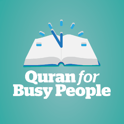 Cover art for 053:  How To Build The Daily Quran Habit - Strategy #5: