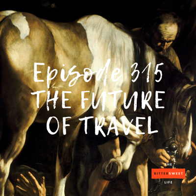 Cover art for Episode 315: THE FUTURE OF TRAVEL