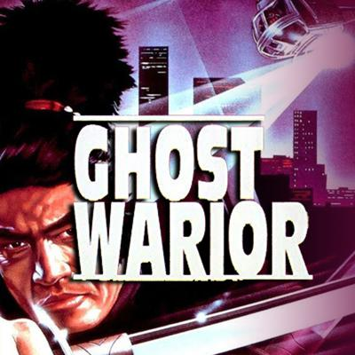Cover art for Ghost Warrior (1984)