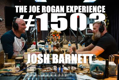 Cover art for #1503 - Josh Barnett