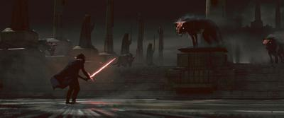 Cover art for 318 The Art of The Rise of Skywalker