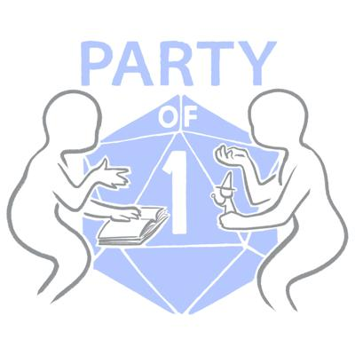 An actual play podcast focused on two-player roleplaying experiences. Each week, host Jeff Stormer sits down with friends to play a two-player game, share some laughs, maybe a few tears, and have a really good time.