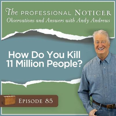 Cover art for How Do You Kill 11 Million People?