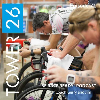 Cover art for Episode #71: How Your Swim Benefits YOUR Bike and Run