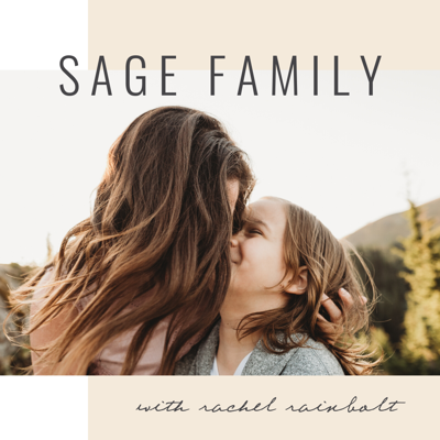Rachel Rainbolt is the mama behind the Sage Family Podcast, where we gather around a virtual campfire to share meaningful conversations with inspiring and insightful friends around Gentle Parenting, Natural Homeschooling, Simple Living, and Family Adventure.  Are you ready to live the family life of your dreams?