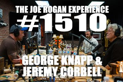 Cover art for #1510 - George Knapp & Jeremy Corbell