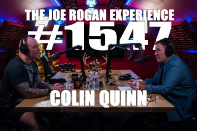 Cover art for #1547 - Colin Quinn