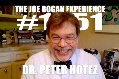 Cover art for #1451 - Dr. Peter Hotez